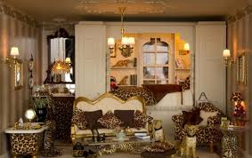 Emejing Leopard Living Room Set Ideas Awesome Design Ideas - Animal print decorations for living room