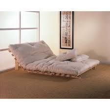 canapé lit japonais banquette futon pas cher vrai futon japonais vasp
