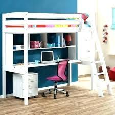 lit mezzanine avec bureau int r lit mezzanine avec bureau et armoire writingtrue co