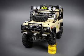 land rover camel lego rc land rover defender 90 hiconsumption