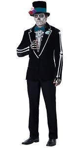 Dia De Los Muertos Costumes El Novio Muerto Costume Dia De Los Muertos Costume Men U0027s Dia De