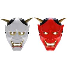 online buy wholesale japanese halloween mask from china japanese