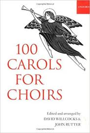 100 carols for choirs for choirs collections david