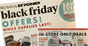 Bed Bath Beyond In Store Coupon Bed Bath U0026 Beyond Black Friday Ad 2017
