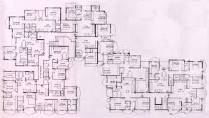 5 bedroom floor plans awesome 5 bedroom house plans with courtyard house plan