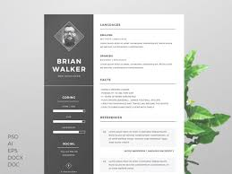 creative resume templates word free resume for your job application