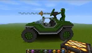 halo 4 warthog minecraft top 10 des créations halo halodestiny