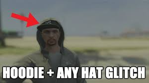 gta online how to get hoodie up with any hat last gen only xbox