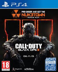 ps4 bo3 bundle target black friday deal bol com call of duty black ops 3 nuketown edition ps4
