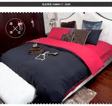 mens quilt cover sets black comforter sets king size