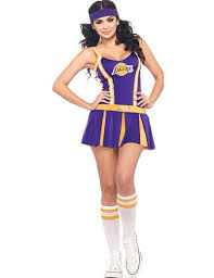 Halloween Cheer Costumes Cheap Purple Cheerleader Costume Aliexpress
