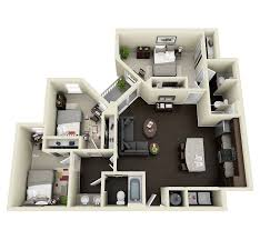 Floor Plans Com by The District On 5th Floor Plans Tuscon Az Apartments Near The