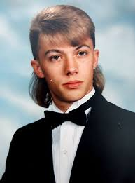image result for young charlie sheen with long hair mullet worst