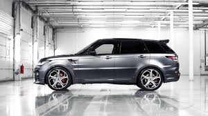 land rover sport custom the overfinch range rover sport is your bespoke svr with 552 horses