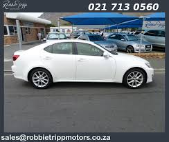 lexus co za used lexus is 250 ex a t available