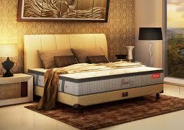 Bedroom Romance Kasur Grand Furniture Mattresses Pocket Spring
