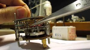 mercedes dashboard clock w108 109 114 115 kienzle clock restored mercedes benz youtube
