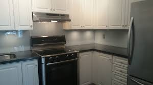 20 kitchen with glass backsplash dark amp mysterious black