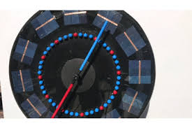 Anchorage Tide Table Solar Tide Clock 7 Steps With Pictures