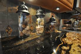 kitchen backsplash ideas black granite countertops backsplashes