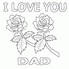 bother colering pages that you can print father u0027s day pictures