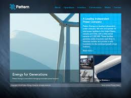 pattern energy investor relations pattern energy competitors revenue and employees owler company