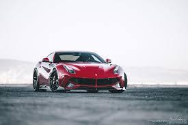 Ferrari F12 Front - svr ferrari f12 berlinetta brixton forged wheels
