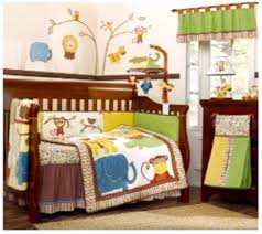 Jungle Baby Bedding Tiddliwinks Crib Bedding Jungle Friends Baby Crib Design Inspiration