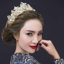 wedding crowns luxury wedding crown tiaras hair accessories marilyn