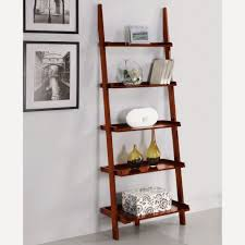 furniture shelves ladder shelf oak ladder shelf unit cheap