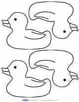 baby duck template images reverse search
