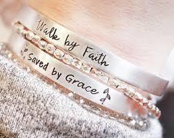 faith bracelets bracelets katyryandesigns
