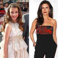 cathrine zeta catherine zeta jones u0027 teen daughter looks just like her pic