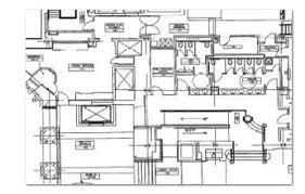 kitchen exquisite restaurant open kitchen layout design ideas