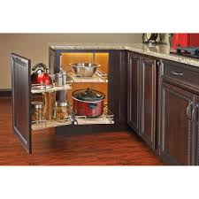 How Tall Are Base Kitchen Cabinets Decor Elegant And Very Glamour Rev A Shelf Blind Corner For
