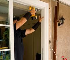 Repair Exterior Door Jamb Exterior Door Frame Repair With Image Of Exterior Door