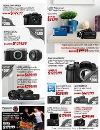 black friday camcorder sales panasonic full black friday ad save thousands on huge tvs u2013 bgr
