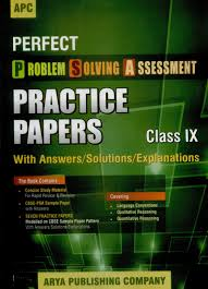perfect problem solving assessment practice papers with answers