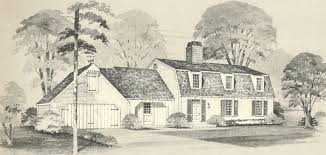 New England House Plans Vintage House Plans 2131 Antique Alter Ego