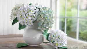 decorating home with flowers how to brighten your home with handcrafted paper flowers
