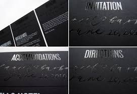 and black wedding invitations what the guests are saying about black and white wedding