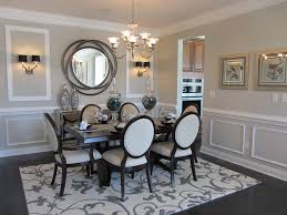 surya rugs dining room contemporary with area rug artwork black