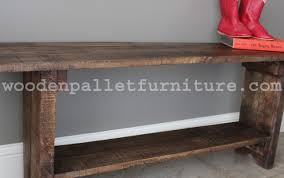 Black Wooden Bench Indoor Rustic Pallet Wood Bench Instructions Wooden Pallet Furniture