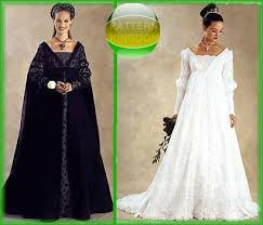 renaissance wedding dresses mccalls 3053 majestic renaissance wedding dress pattern