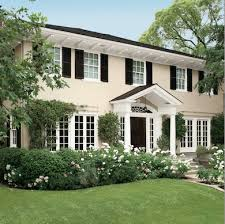 Exterior House Paint Design - off white exterior paint color ideas u2013 8 colors to sell your