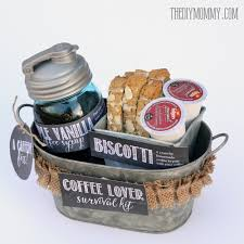 k cup gift basket a gift basket idea coffee lover suvival kit coffee