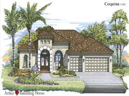 new construction house plans arthur rutenberg homes coquina 1103 plan mid sized house plans