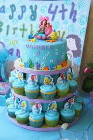 Ocean Cake Decorations 20 Best Little Mermaid Party Ideas Images On Pinterest Baby