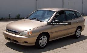 2002 kia rio information and photos zombiedrive