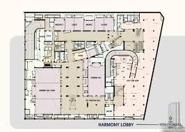 stunning contemporary resort floor plan contemporary flooring